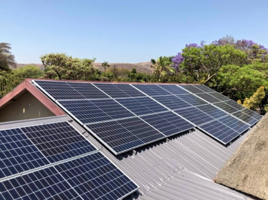 5kw Off Grid Solar Project